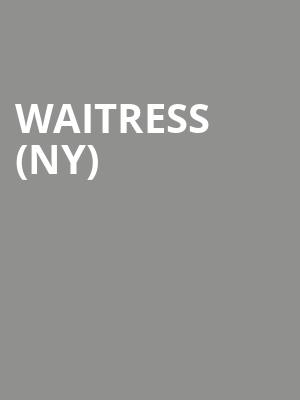 Waitress (NY) at Brooks Atkinson Theater
