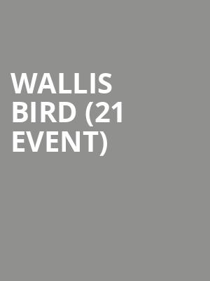 Wallis Bird (21+ Event) at Rockwood Music Hall