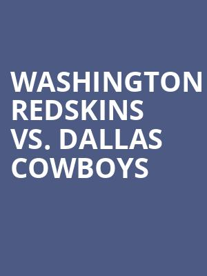 Washington%20Redskins%20vs.%20Dallas%20Cowboys at Drilling Company Theatre