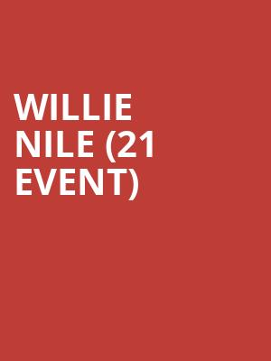 Willie Nile (21+ Event) at Mercury Lounge