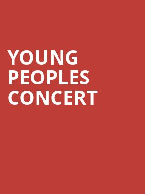 Young Peoples Concert at David Geffen Hall at Lincoln Center