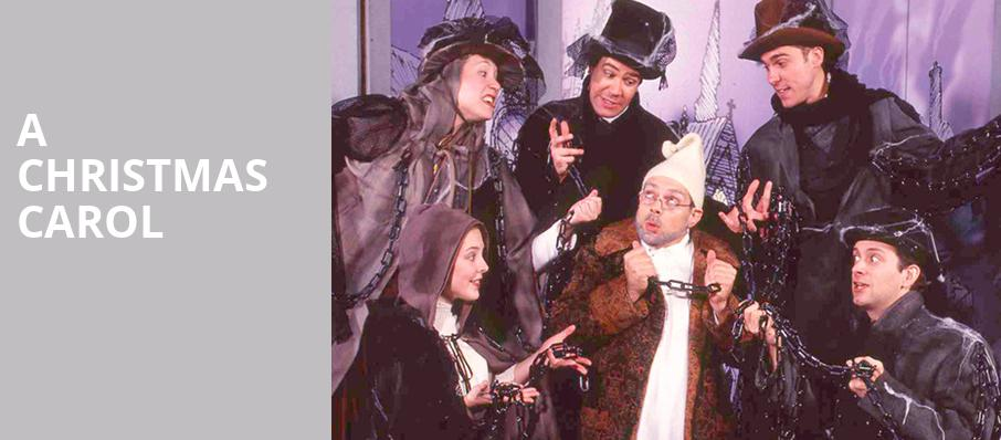 A Christmas Carol, Bergen Performing Arts Center, New York