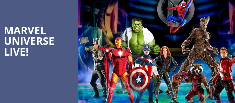 Marvel Universe Live, Nassau Coliseum, New York