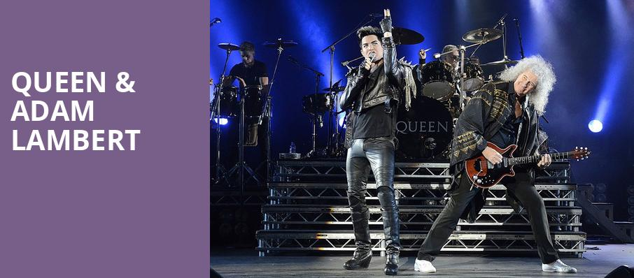Queen Adam Lambert, Madison Square Garden, New York