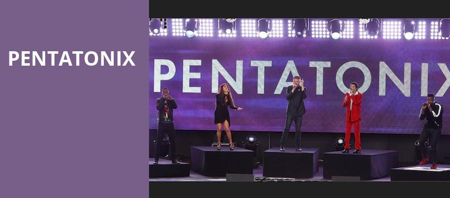 Pentatonix, Beacon Theater, New York