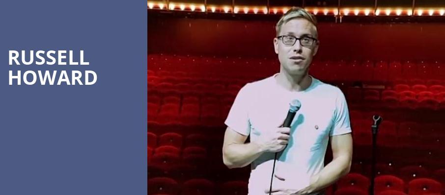 Russell Howard, Gramercy Theatre, New York