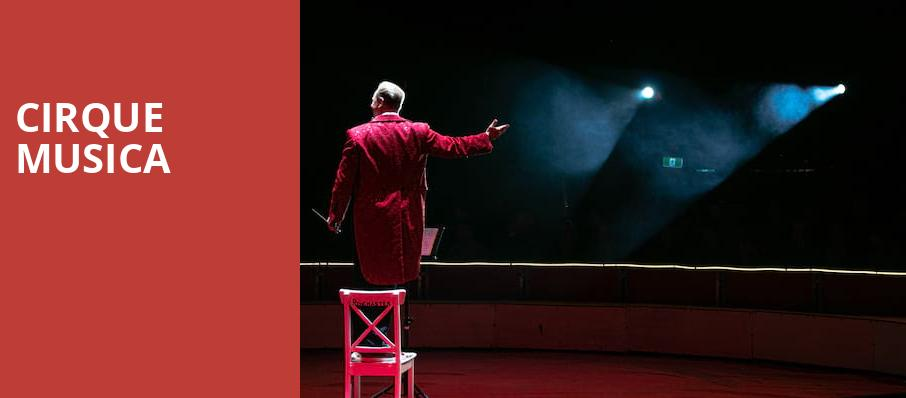 Cirque Musica, Nassau Coliseum, New York