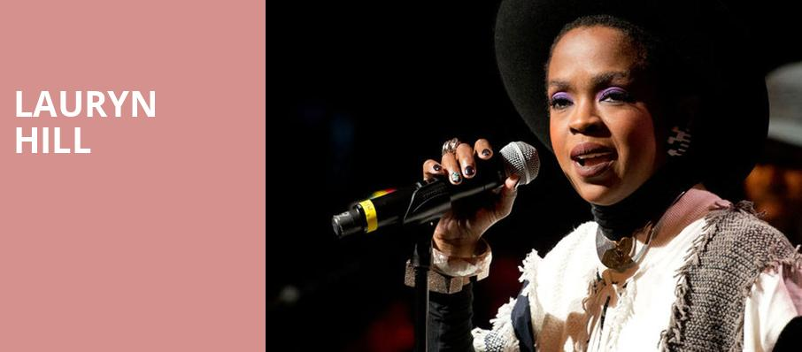 Lauryn Hill, United Palace Theater, New York