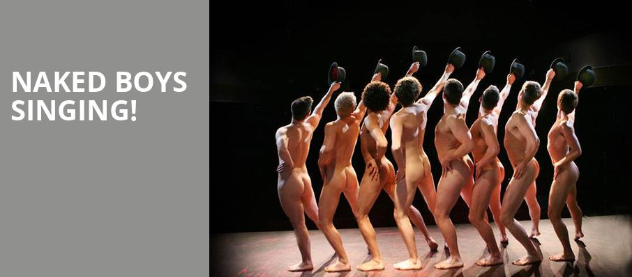 Naked Boys Singing, Kirk Theatre, New York