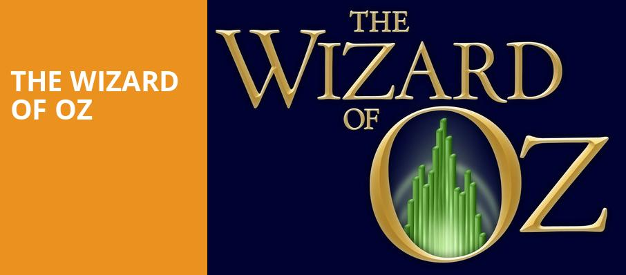 The Wizard of Oz, St George Theatre, New York