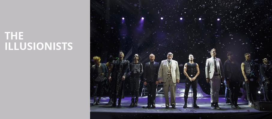 The Illusionists, Count Basie Theatre, New York