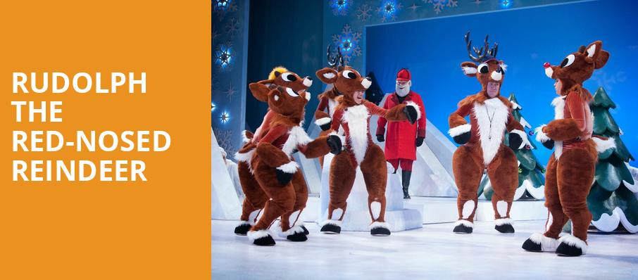 Rudolph the Red Nosed Reindeer, Hackensack Meridian Health Theatre, New York
