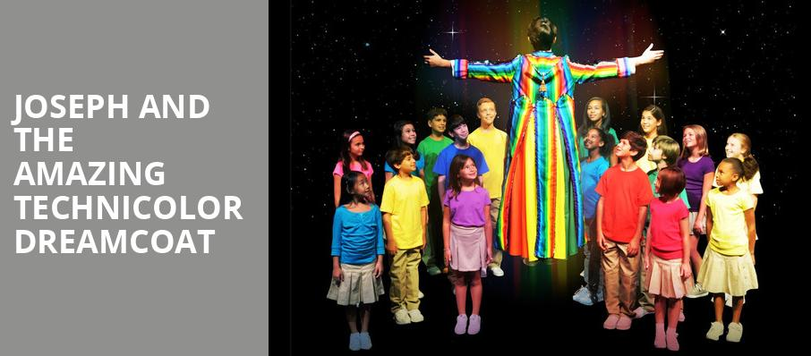 Joseph and the Amazing Technicolor Dreamcoat, David Geffen Hall at Lincoln Center, New York
