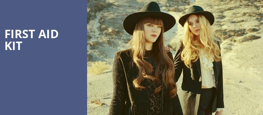 First Aid Kit, Beacon Theater, New York