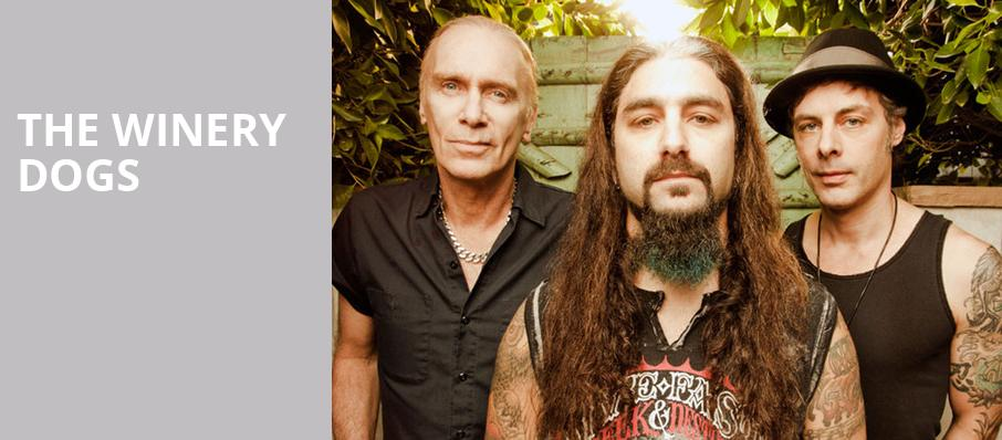 The Winery Dogs, Sony Hall, New York