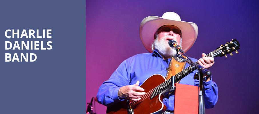 Charlie Daniels Band, Bergen Performing Arts Center, New York