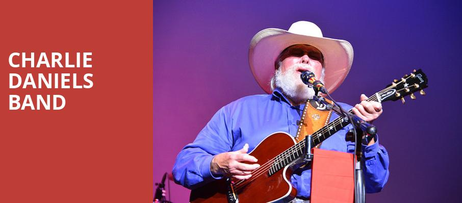 Charlie Daniels Band, St George Theatre, New York