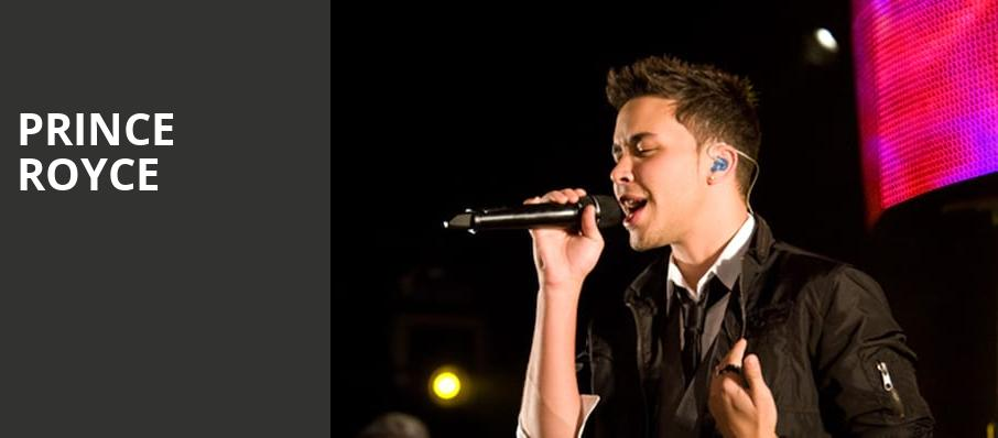 Prince Royce, Prudential Center, New York