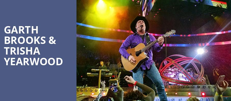 Garth Brooks Trisha Yearwood, Prudential Center, New York