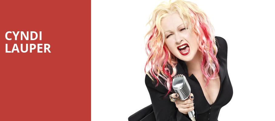 Cyndi Lauper, Beacon Theater, New York