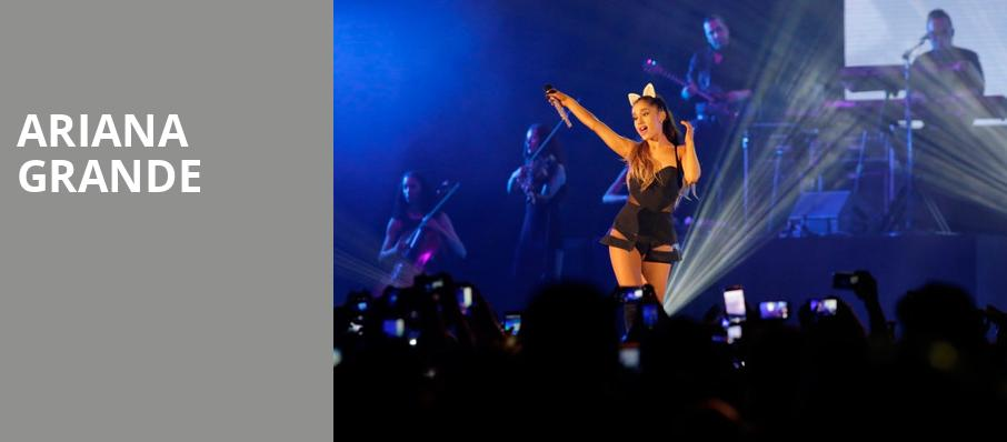 Ariana Grande, Barclays Center, New York