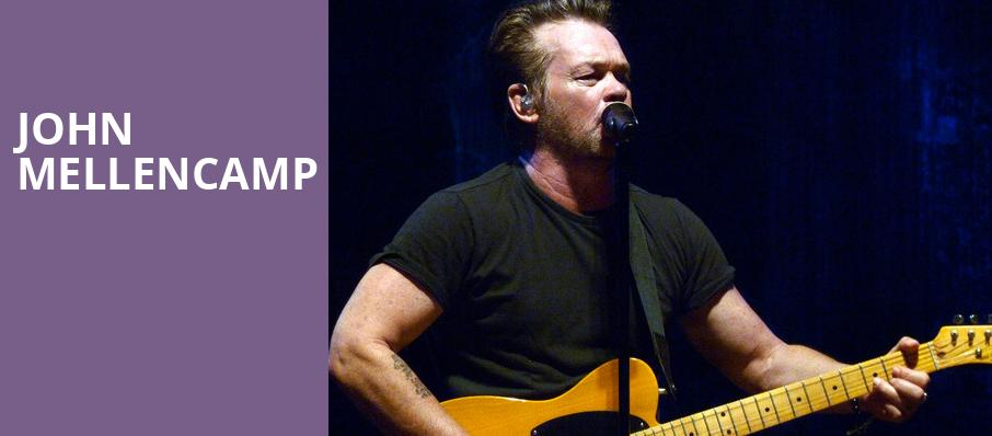 John Mellencamp, Beacon Theater, New York