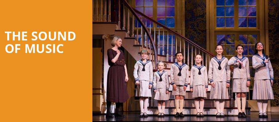 The Sound of Music, Count Basie Theatre, New York