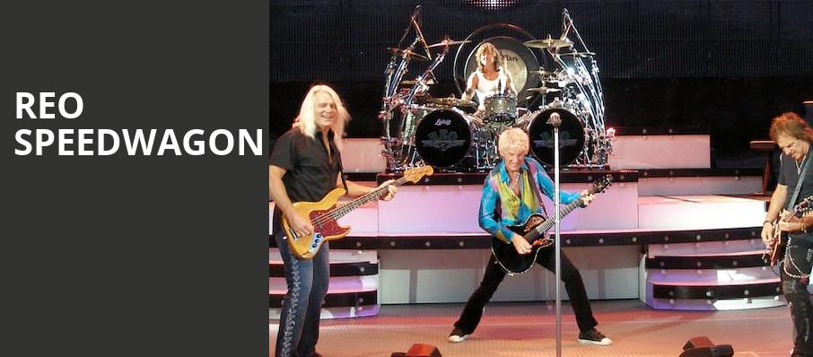 REO Speedwagon, St George Theatre, New York