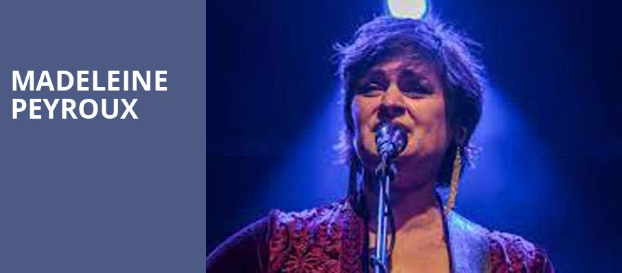 Madeleine Peyroux, Sony Hall, New York