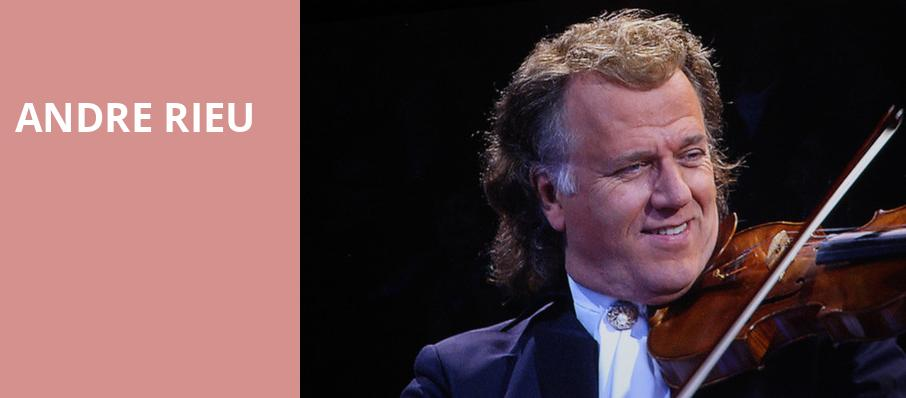 Andre Rieu, Nassau Coliseum, New York