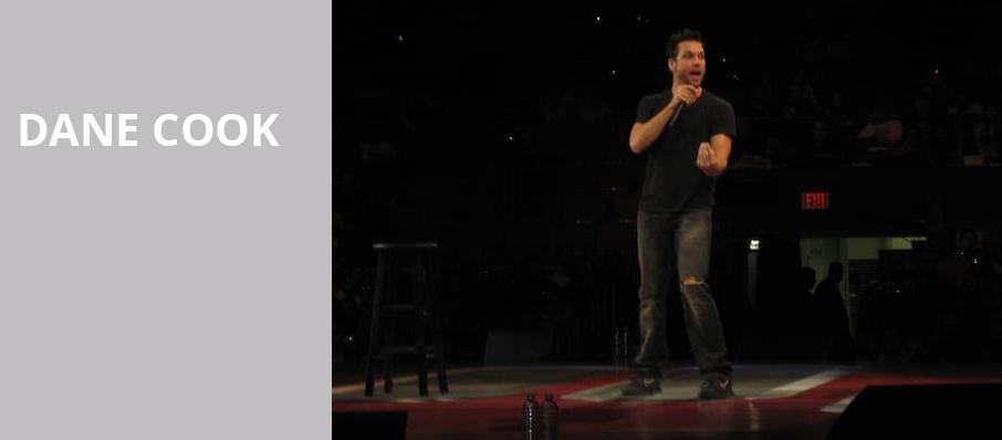 Dane Cook, Hackensack Meridian Health Theatre, New York