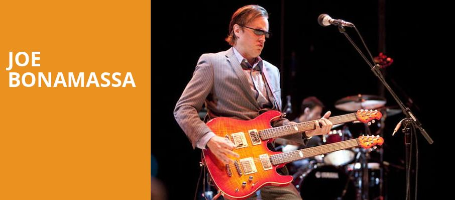 Joe Bonamassa, Beacon Theater, New York