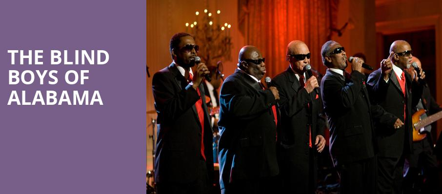 The Blind Boys Of Alabama, Appel Room, New York