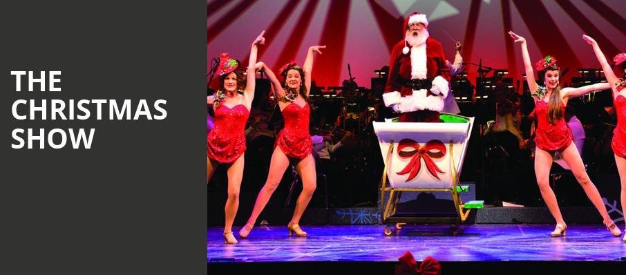The Christmas Show, St George Theatre, New York