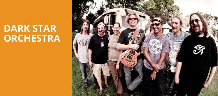 Dark Star Orchestra, Wellmont Theatre, New York