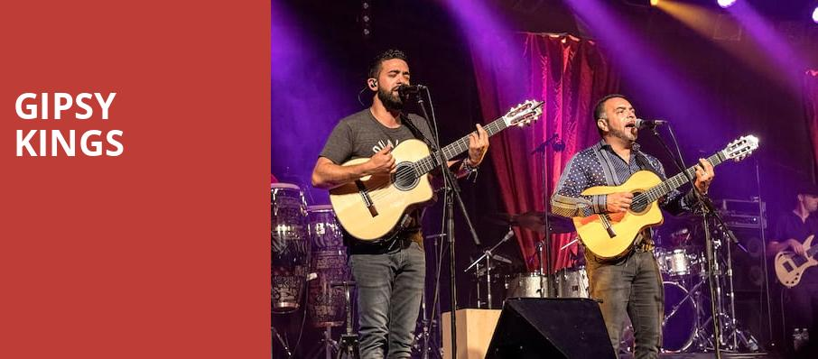 Gipsy Kings, Prudential Hall, New York