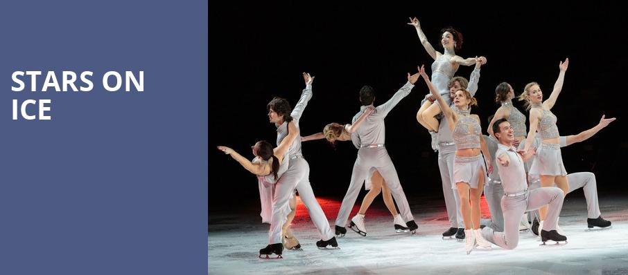 Stars On Ice, Nassau Coliseum, New York