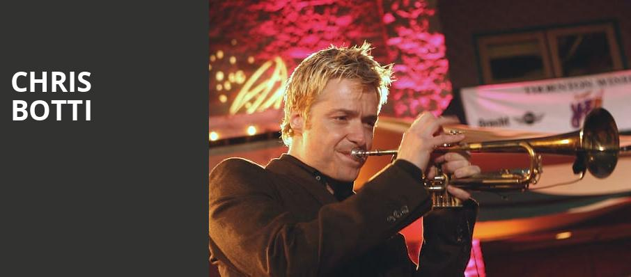 Chris Botti, Mccarter Theatre Center, New York