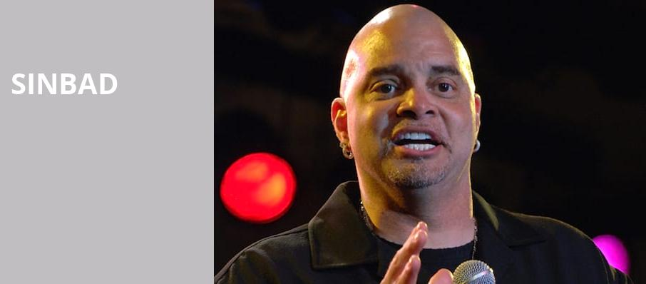 Sinbad, NYCB Theatre at Westbury, New York