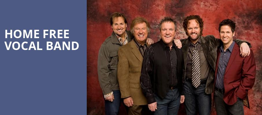 Home Free Vocal Band, Town Hall Theater, New York
