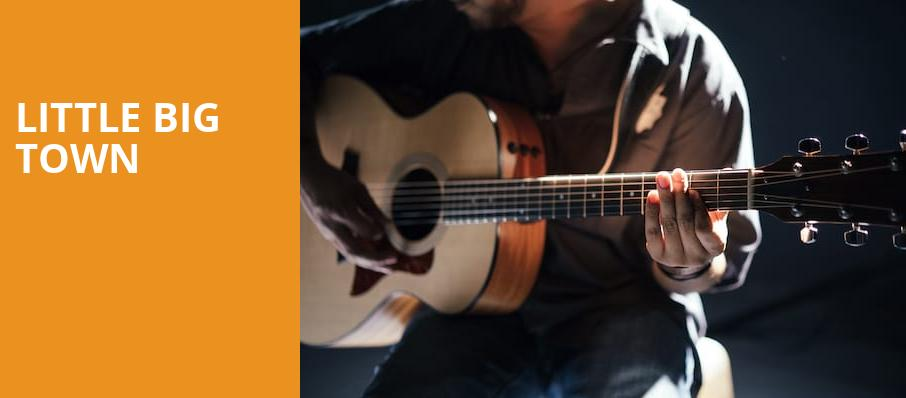 Little Big Town, Northwell Health, New York