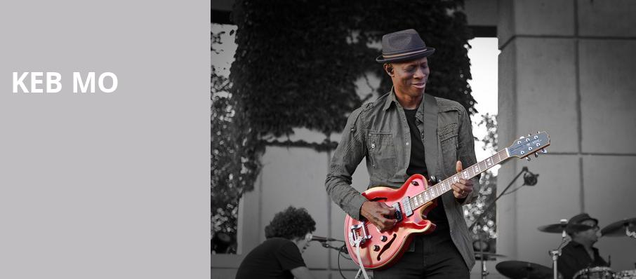 Keb Mo, The Space at Westbury, New York