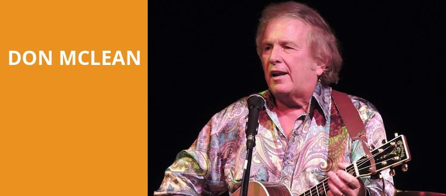 Don McLean, New York City Winery, New York
