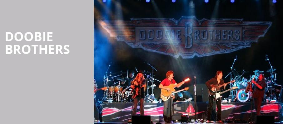 Doobie Brothers, St George Theatre, New York
