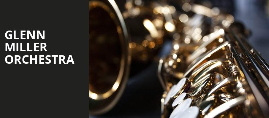 Glenn Miller Orchestra, Town Hall Theater, New York