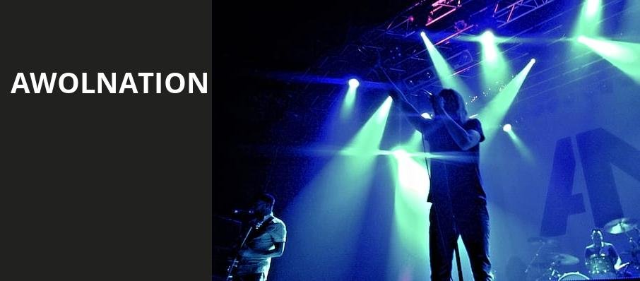 Awolnation, The Rooftop at Pier 17, New York