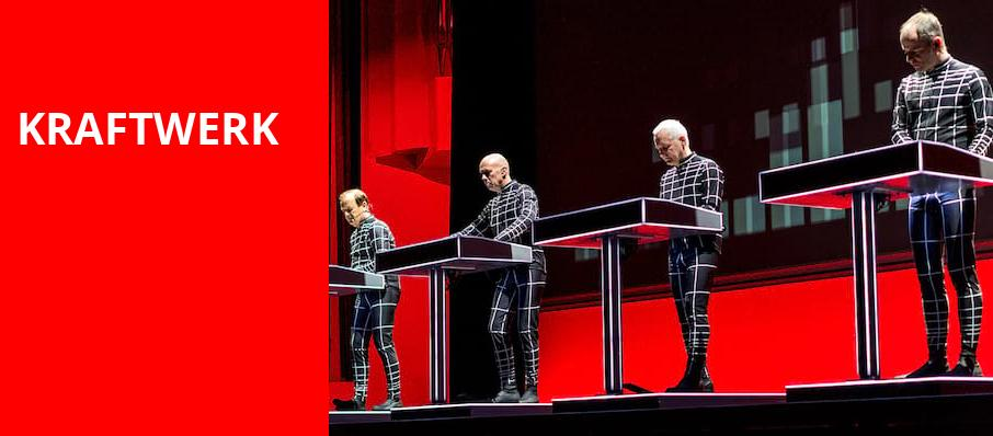 Kraftwerk, Radio City Music Hall, New York