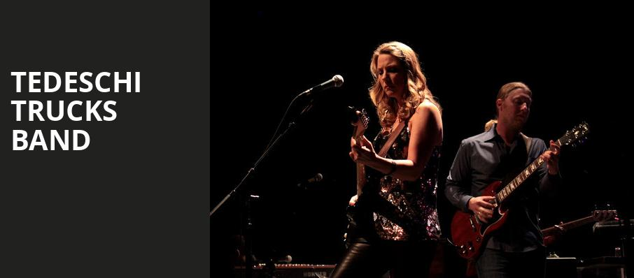 Tedeschi Trucks Band, BAM Gilman Opera House, New York