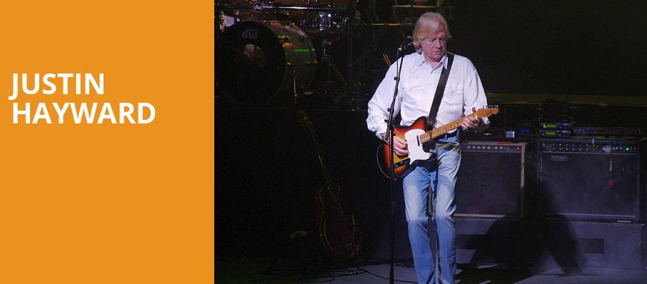 Justin Hayward, New York Society For Ethical Culture Concert Hall, New York