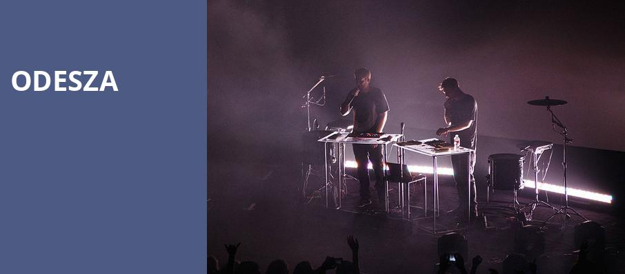 Odesza, Barclays Center, New York